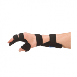 TIELLE® EUO325 AIRSOFT RESTING HAND SOLINT